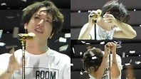鄭容和入伍前最後一場演唱會上崩潰痛哭,看得心都碎了T^T