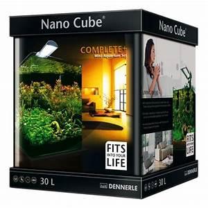 Dennerle Nano Cube 60 Complete Plus : acuario nano cube complete plus al mejor precio en zooplus ~ Frokenaadalensverden.com Haus und Dekorationen