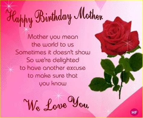 Birthday Wishes For Mother  Page 3