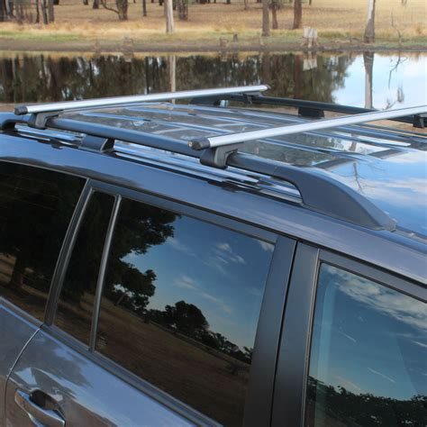 toyota landcruiser prado  series roof rack rail