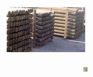 Bois Autoclave Classe 4 : rondin bois frais pin autoclave classe 4 diam tre 140mm ~ Premium-room.com Idées de Décoration