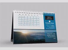 18+ 2017 Desk Calendar Designs Free & Premium Templates