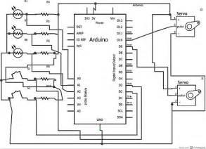 Arduino 2-axis Servo Solar Tracker