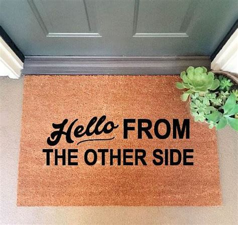 college doormats 26 doormat ideas for your home today