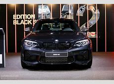 BMW Stand At Geneva Brings Together M2 Edition Black