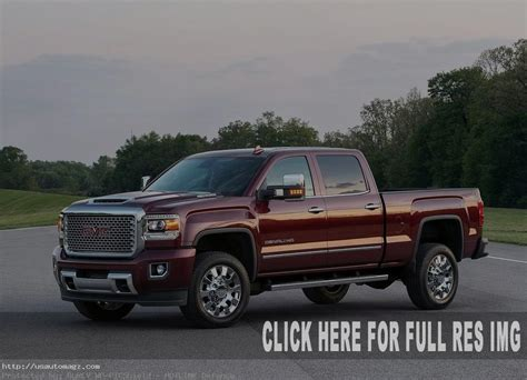 2019 Gmc Truck by 2019 Gmc Truck Color Trims Engine Specs And Prices