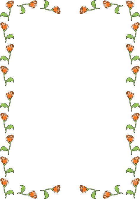 cornici con fiori cornici fiori disegni