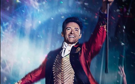 Hugh Jackman From The Greatest Showman 2017, Full Hd 2k