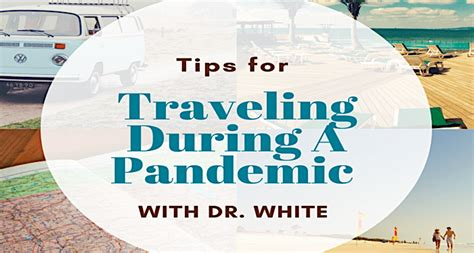 Tips for Traveling During A Pandemic The Sophisticated Life