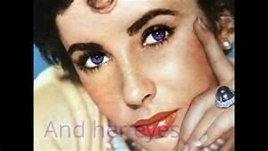 Elizabeth Taylor: Violet Eyes - YouTube