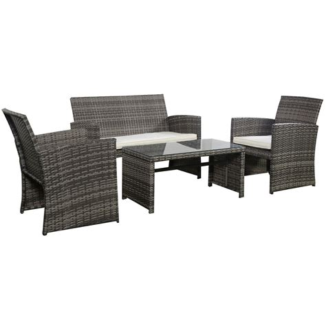 resin wicker patio furniture outdoor addition