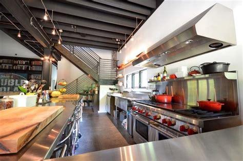 cocinas industriales modernas pequenas rusticas