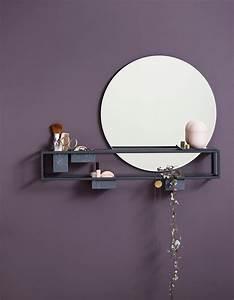 voici les plus jolis miroirs de salle de bains elle With miroir de salle de bain original
