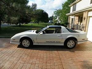 1984 Pontiac Firebird Trans Am For Sale