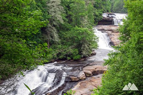 Triple Falls NC at DuPont State Forest