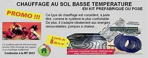 Chauffage Au Sol Prix : kit chauffage sol pr t poser rt2012 ~ Premium-room.com Idées de Décoration