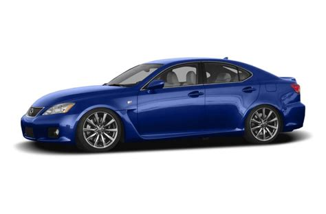 2008 Lexus Is F Specs, Safety Rating & Mpg