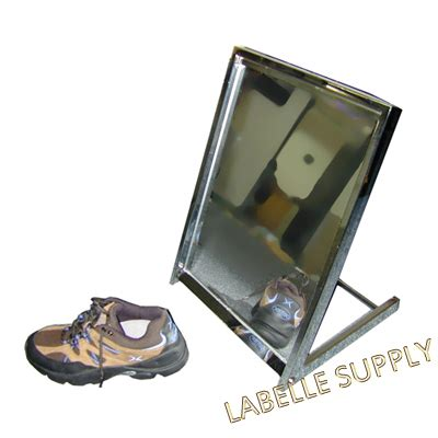 floor mirror for shoes la belle serving the shoe trade since 1948