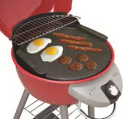 char broil patio bistro cast iron griddle shop your way