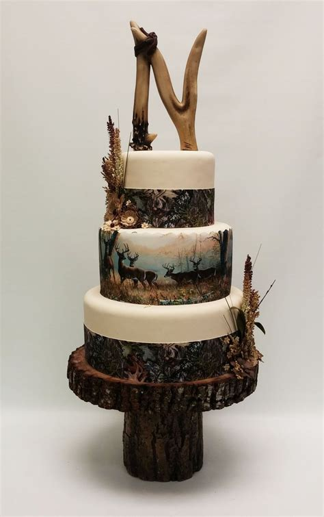 hunting theme weddings ideas  pinterest