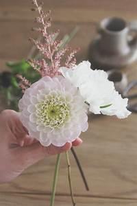La Mariée Aux Pieds Nus : la mariee aux pieds nus diy petit bouquet de fleurs ~ Melissatoandfro.com Idées de Décoration