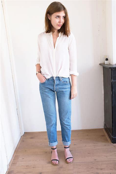 Vintage Leviu0026#39;s 501 Jeans Outfit | Sartreuse