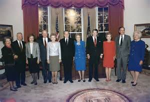 Presidents and First Ladies Bush Library