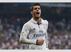 """Morata """"I needed Madrid to show me that they wanted me"""