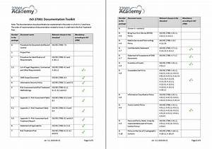 iso 27001 documentation toolkit With iso 27001 policy templates