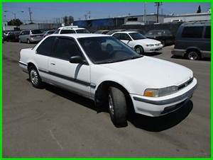 1990 Honda Accord Lx Used 2 2l I4 16v Manual No Reserve