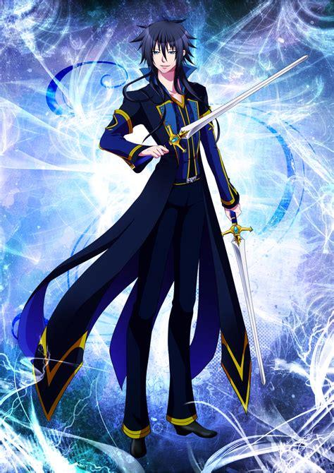 Black Wallpaper Pixiv Id 13109941 Zerochan Anime Image Board Pixiv Fantasia Fallen Pixiv Fantasia Series