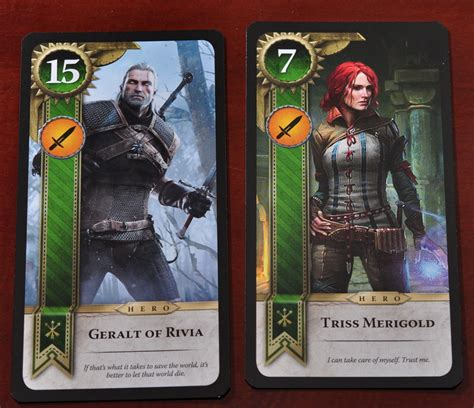 This is for the gwent quest collet 'em all. Otaku Pulse: The Witcher 3 Hearts of Stone Gwent Cards