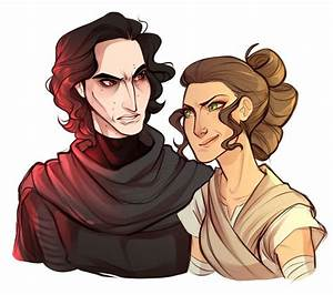34 best images about Kylo ren and Rey on Pinterest