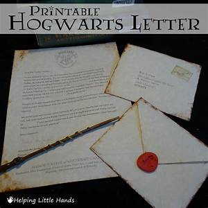 pieces by polly printable hogwarts acceptance letters or With harry potter hogwarts invitation letter