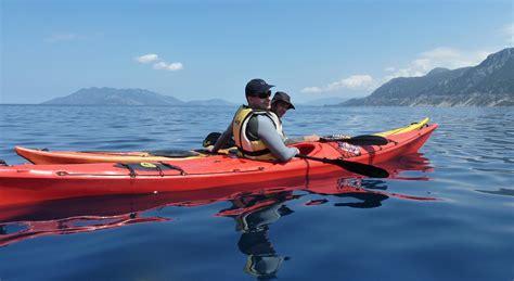 Epidavros, Nafplio, Tolo, Secluded Beaches by Sea Kayaking ...