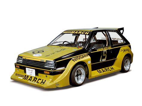 Ek10-001 1989 Nissan March Superturbo