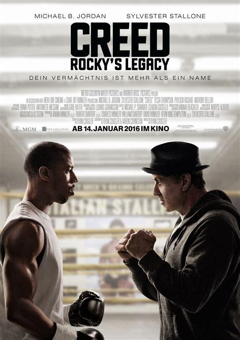 creed poster legacy dvd posters rocky kino amazon trailer filme
