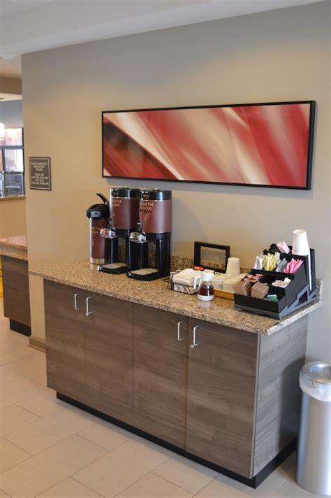 marriott residence inn coffee station es development mgt