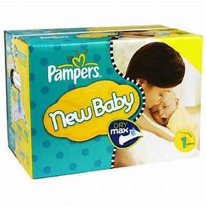 Couche Pas Cher Taille 4 : pampers couches new baby taille 1 newborn 2 5 kg 301 ~ Edinachiropracticcenter.com Idées de Décoration