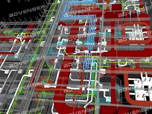 Mep Services  3d Modeling  Detailing