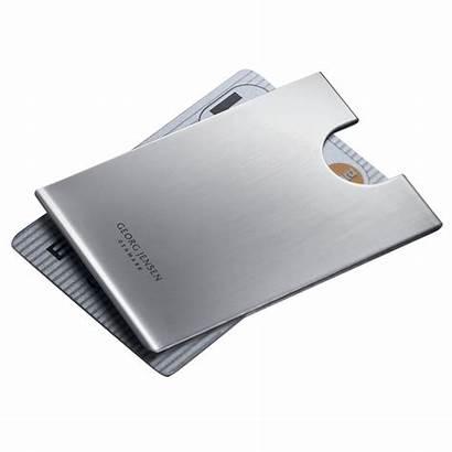 Credit Card Holder Cards Sleeve Metal Wallets