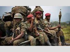 RDC Une attaque de rebelles Hutu contre l'armée fait deux