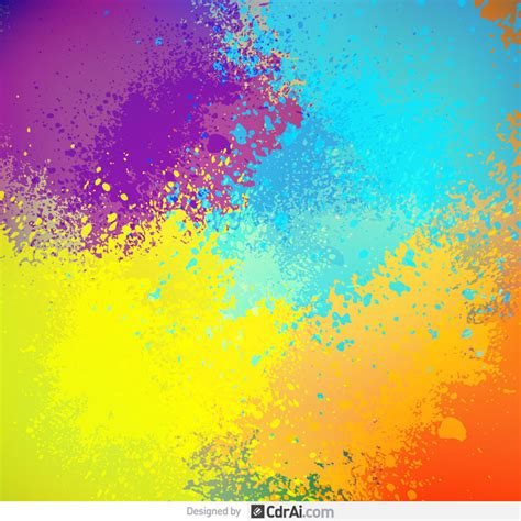 splash vector background free download cdrai com