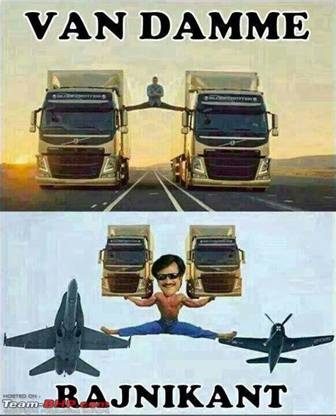 volvo truck ad volvo trucks ad by van damme page 3 team bhp