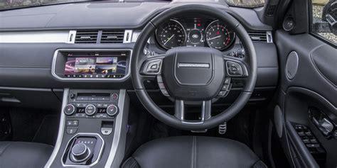 evoque land rover interior range rover evoque interior 2019 2020 new car release date