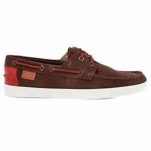 Lacoste Footwear : Shoes : suede keellson boat shoe in ...