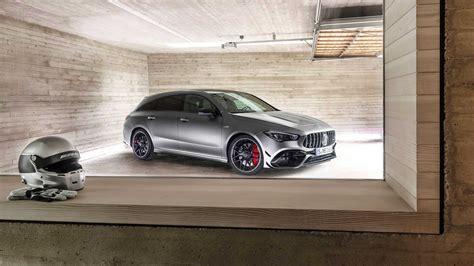 Amg cla 35 4matic, amg cla 45 4matic+ y amg. Mercedes-AMG CLA 45 S 4MATIC+ Shooting Brake (2020): World ...