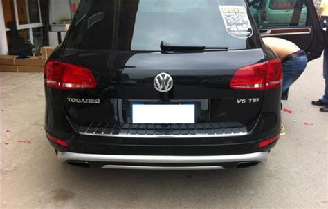 volkswagen touareg   auto body kits front guard  rear guard