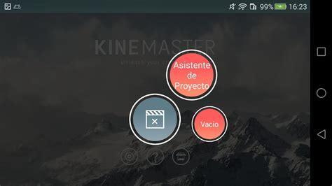 descargar kinemaster editor video pro gp
