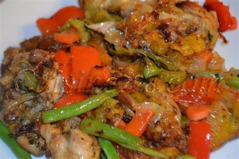 cuisine maquereau poulet dg cuisine camerounaise